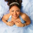 Blue Quinceanera Dress in Houston