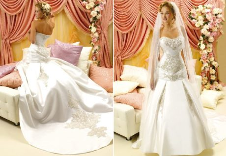 Top 5 most popular bridal shops in houston tx demers for Wedding dress houston tx