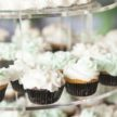 Cupcake Wedding Cake - Non-Traditional Treats - Demers in Houston