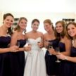 beautiful bride and bridesmaids in houston laurie perez photography 108x108    