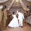 Bridal Party Introduction at Demers