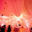 Pink wedding decor at Demers - Sassani Photography