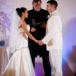 Couple Exchanges Vows at Wedding in Houston, TX