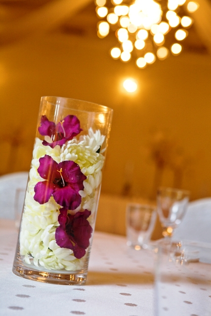 Banquet centerpieces party favors ideas