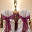 Luxury Linens - Pretty for Table and Chairs