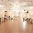 Purple and Gold Quinceanera Hall in Houston