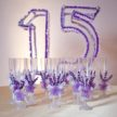 toasting flutes for sweet 16 toast 108x108