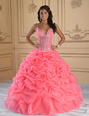 15 dresses. Quinceanera Dresses and Gowns