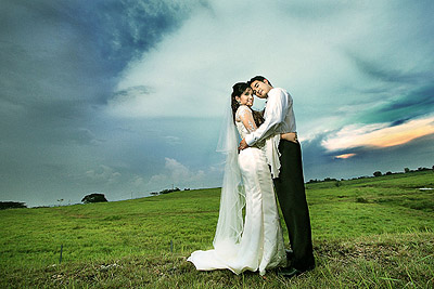 Wedding Reception Halls Houston on Outdoor Wedding Ceremony And Reception
