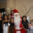 Christmas Santa at Demers Holiday Venue